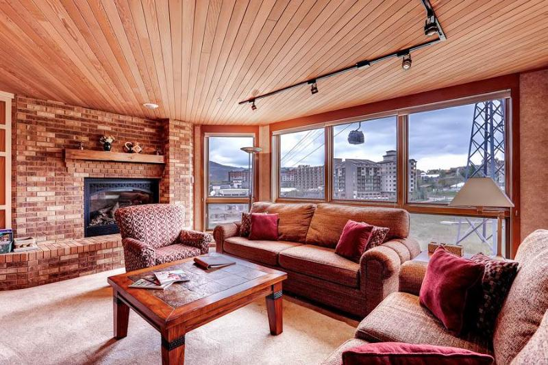 Chateau Chamonix 133 - Image 1 - Steamboat Springs - rentals