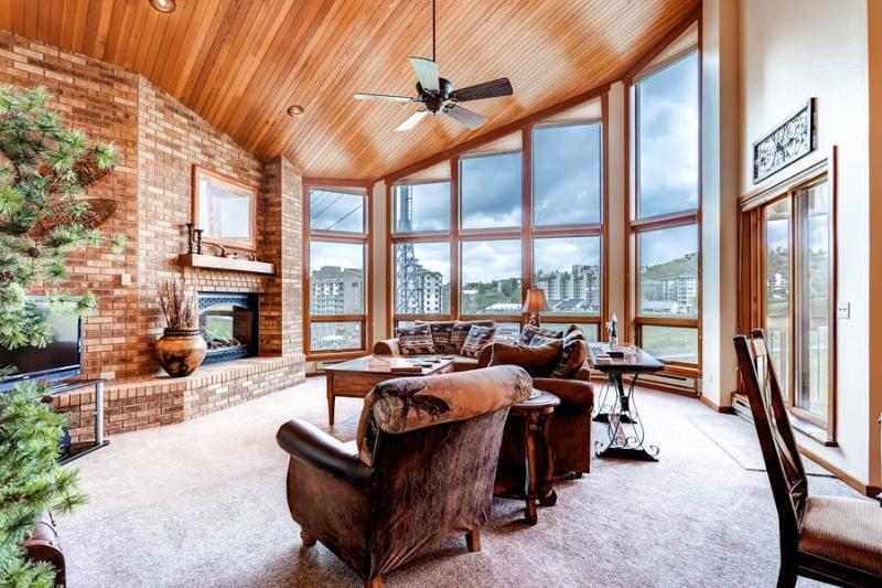 Chateau Chamonix 142 - Image 1 - Steamboat Springs - rentals