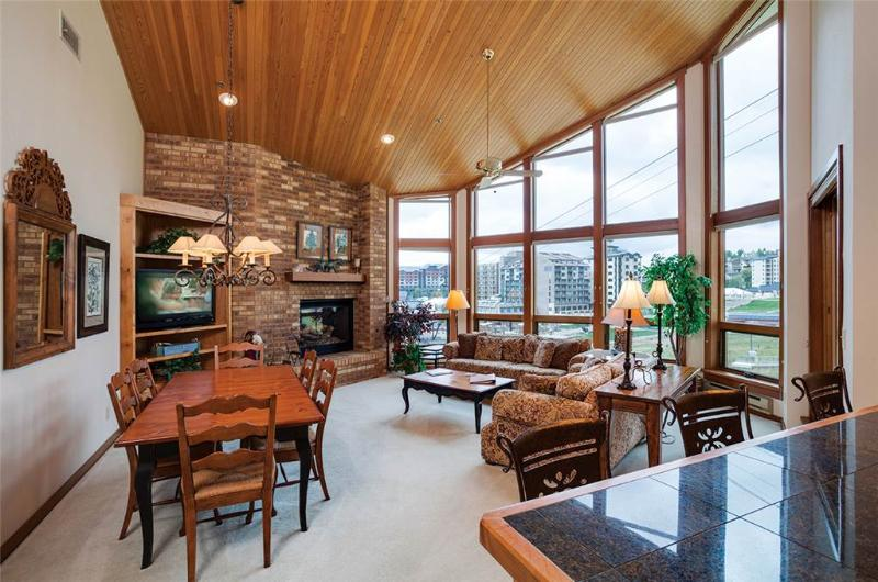 Chateau Chamonix 144 - Image 1 - Steamboat Springs - rentals