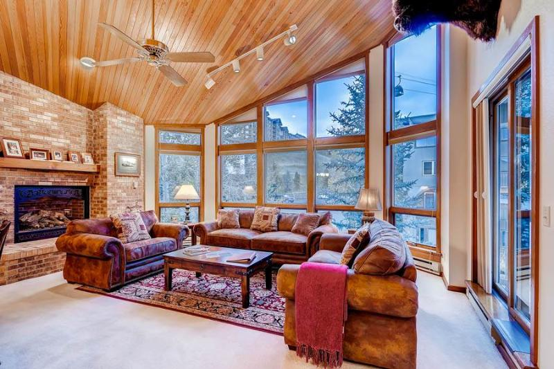 Chateau Chamonix 233 - Image 1 - Steamboat Springs - rentals