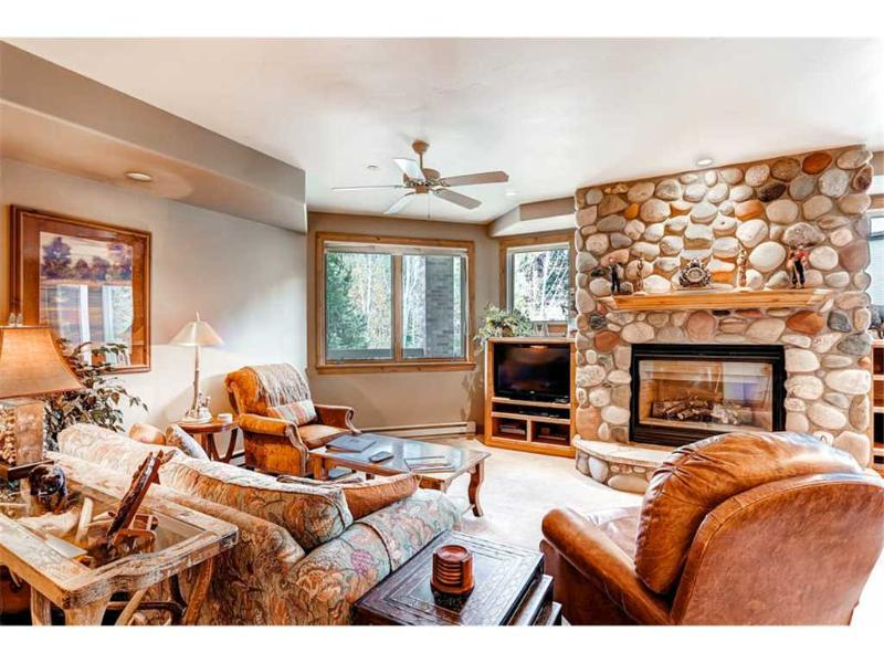 Chateau Chamonix 332 - Image 1 - Steamboat Springs - rentals