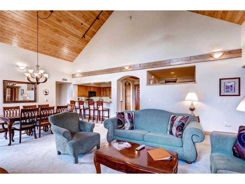 Chateau Chamonix 343 - Image 1 - Steamboat Springs - rentals