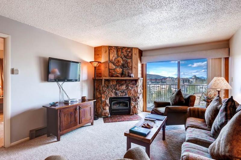 Ski Inn 221 - Image 1 - Steamboat Springs - rentals