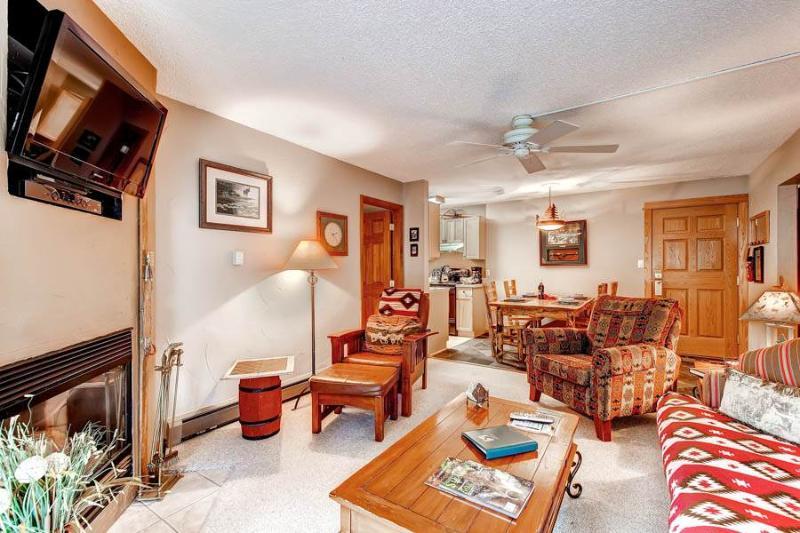 Ski Inn 335 - Image 1 - Steamboat Springs - rentals