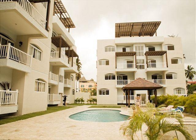 Beach Residence B2 - Walk to the Beach! - Image 1 - Punta Cana - rentals