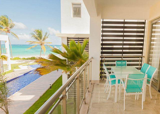 Costa Atlantica - BH 202 - Private BeachFront Community! - Image 1 - Punta Cana - rentals