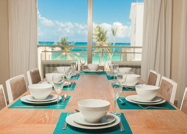 Costa Atlantica C302 - Beachfront, Inquire About Discount Promo Code - Image 1 - Punta Cana - rentals