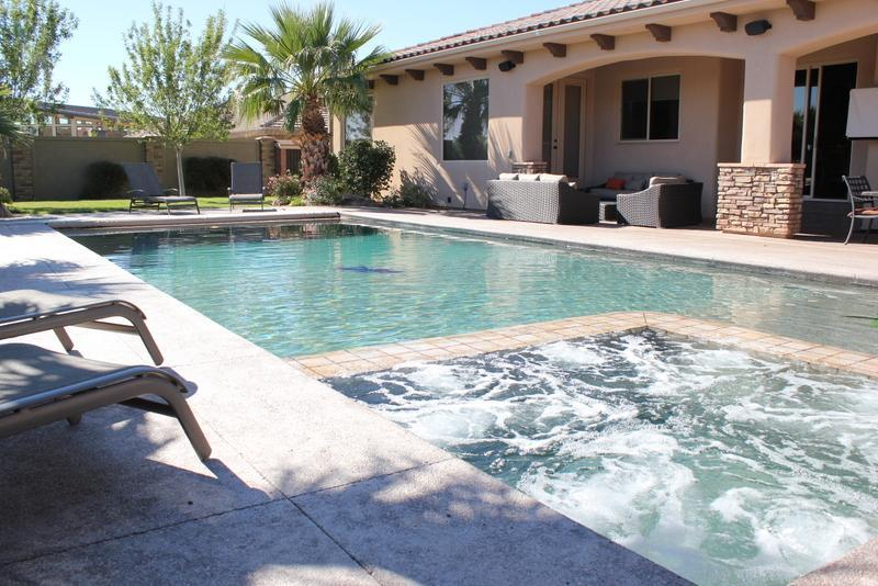 House #1 - 6 BD with Private Pool - Image 1 - Saint George - rentals