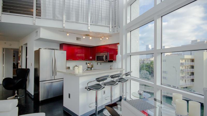 South Beach 2BD Waterfront Duplex Loft (1547) - Image 1 - Miami Beach - rentals