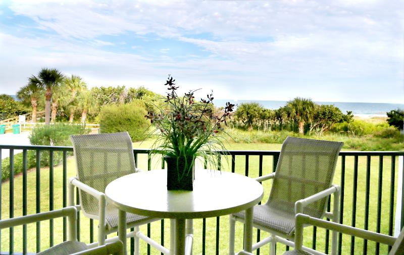 Direct ocean view from your private & spacious balcony - Gorgeous DIRECT Oceanfront Condo - Check It Out! - Cocoa Beach - rentals