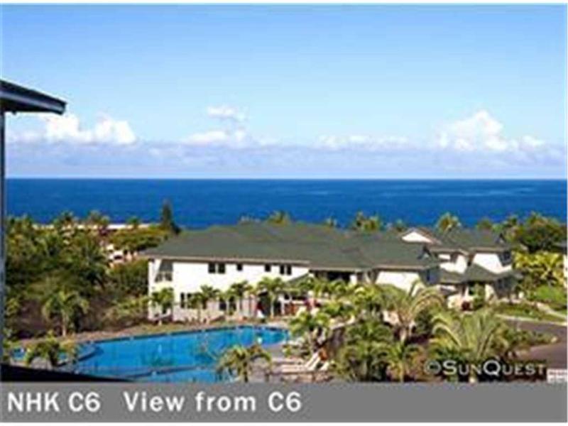 Na Hale O Keauhou#C6 - Image 1 - Kailua-Kona - rentals
