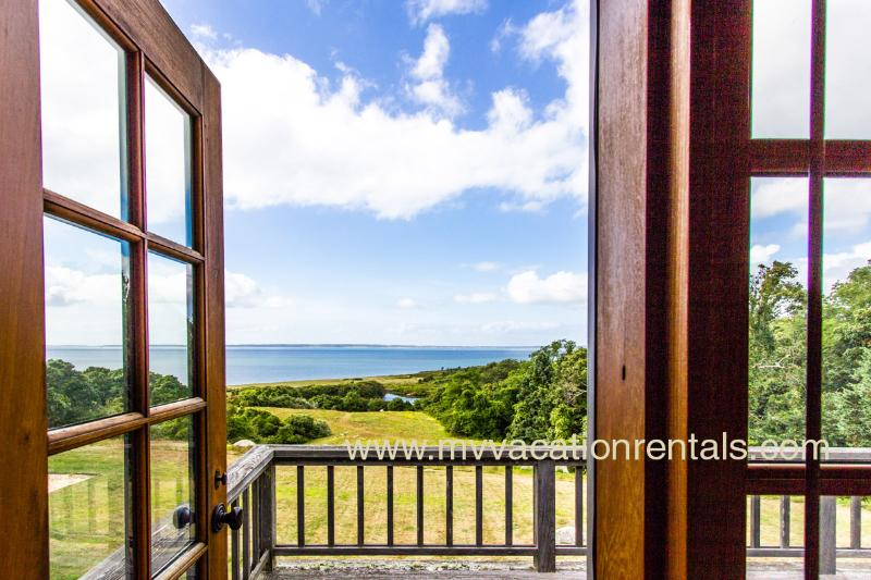 Seven Gates Ocean Front Estate - FIELC - Spectacular Sunsets, Ocean View Main and Guest House, Private - West Tisbury - rentals