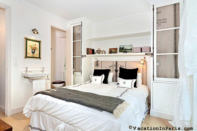 Luxembourg-St Germain Two Bedroom Delight - Image 1 - Paris - rentals