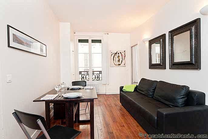 Trendy Marais Flat One Bedroom - ID# 224 - Image 1 - Paris - rentals