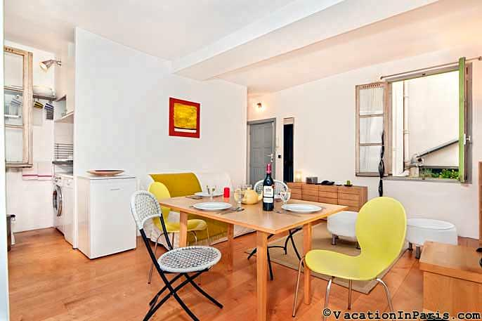 Marais Arts & Metiers One bedroom - ID# 234 - Image 1 - Paris - rentals