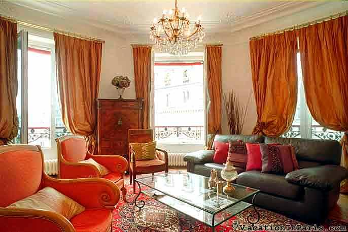 Montorgueil Luxury Two Bedroom - ID# 233 - Image 1 - Paris - rentals