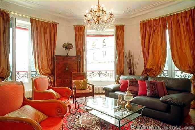 Montorgueil Luxury 2 Bedroom Apartment - Image 1 - Paris - rentals