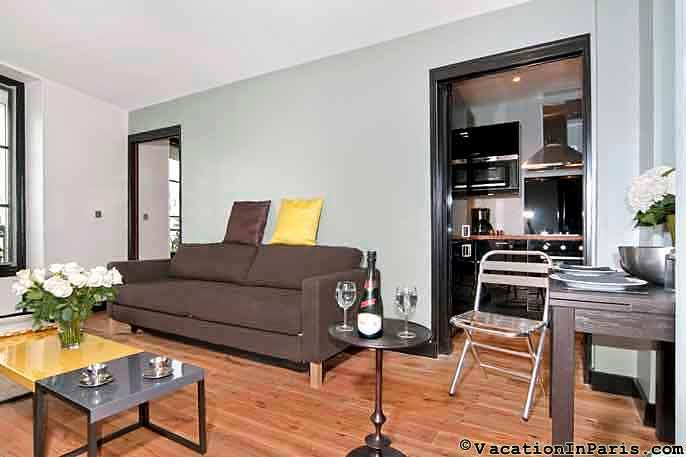 Spectacular 1 Bedroom at Dome des Invalides in Par - Image 1 - Paris - rentals