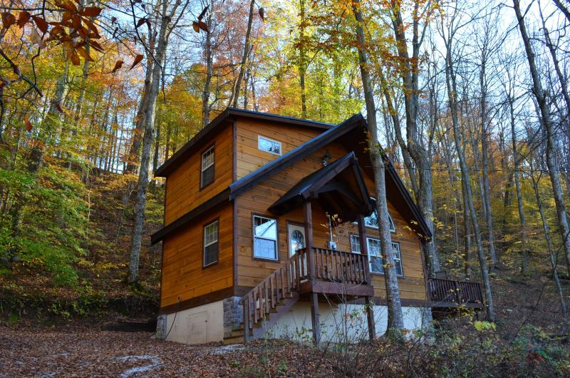 Fireside, Luxurious cabin in the Red River Gorge! - Image 1 - Slade - rentals