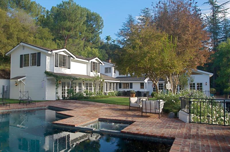 #153 Beverly Hills Vacation Estate with Pool a - Image 1 - Beverly Hills - rentals