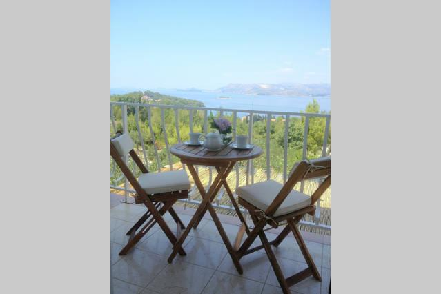Villa tonina -Romantic apartment with sea view  2+1 - Image 1 - Cavtat - rentals
