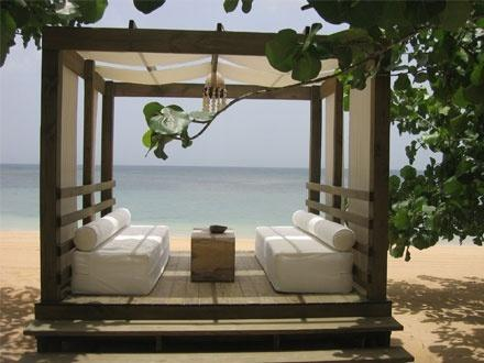 Where to sit at Private Beach - Las Terrenas, Magical Nature: Cook/Clean Included - Las Terrenas - rentals