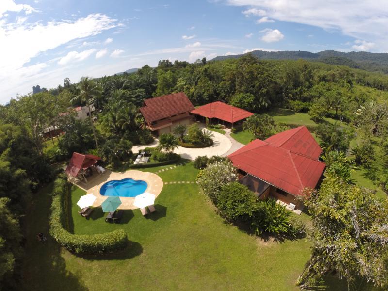 "Everything included - Cliffside Lagoon ""Zipline"" Villa, Ao Nang - Ao Nang - rentals"