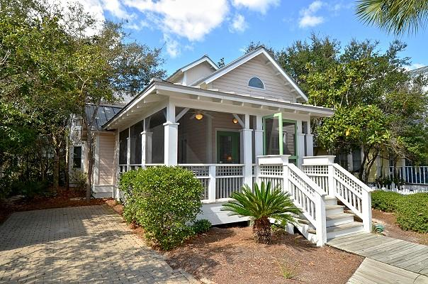 Exterior - Take Five - Seaside - rentals