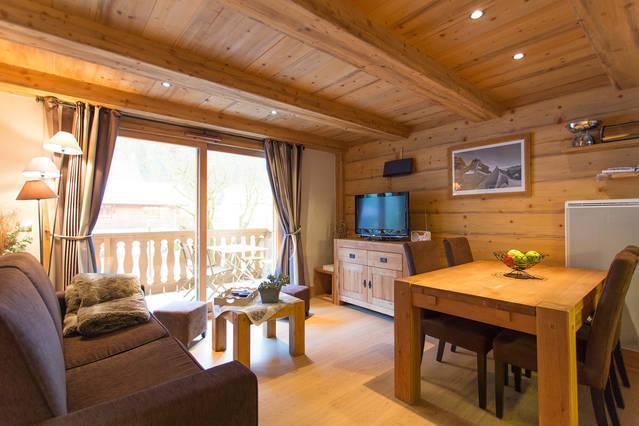 Apartment Blaitiére CHAMONIX CENTER  4 pers - Image 1 - Chamonix - rentals