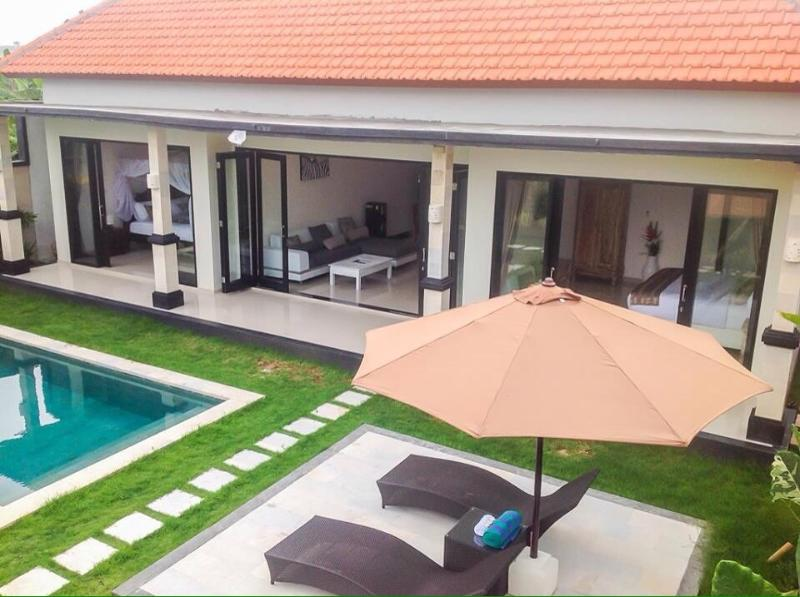 Main Building with pool - Private Pool Villa 3 bedrooms in Seminyak / Oberoi - Seminyak - rentals