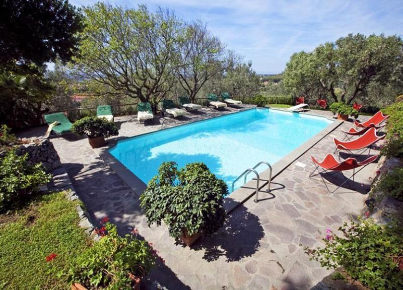 Swimming pool in day light - Castello di Matteo - Campiglia Marittima - rentals