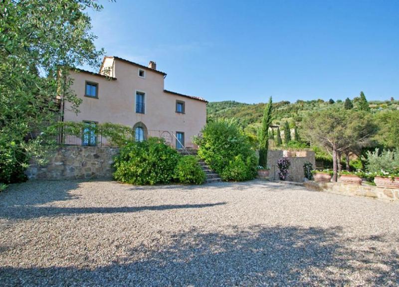 Villa Gelsomino - Image 1 - Cortona - rentals