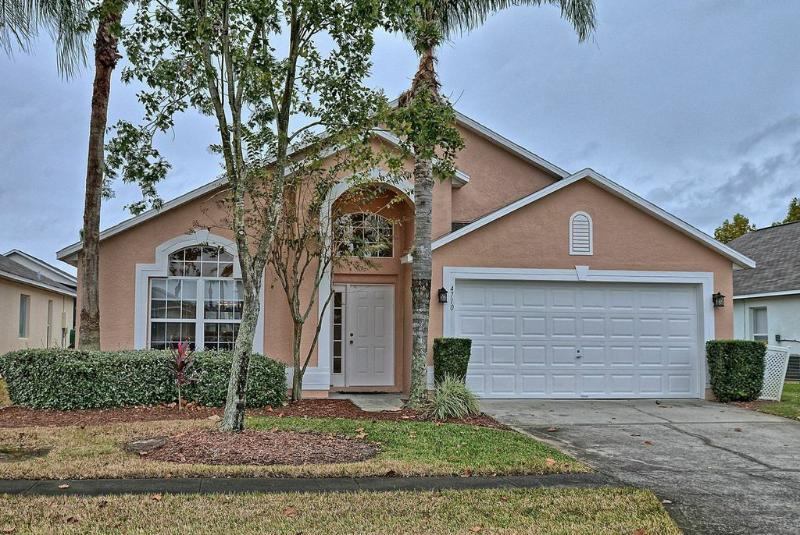 Front - Florida Vacation Home For Rent With Private Pool - Kissimmee - rentals