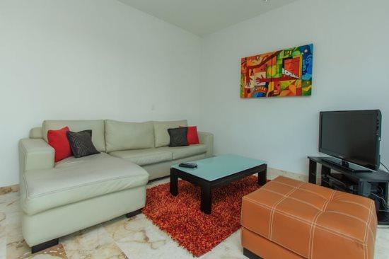 Casa del Mar Luna Nueva - living room - Playa del Carmen Vacation rentals - Casa del Mar Luna Nueva - Playa del Carmen - rentals