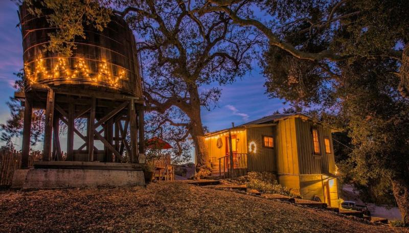 The Hill House - Image 1 - Los Olivos - rentals