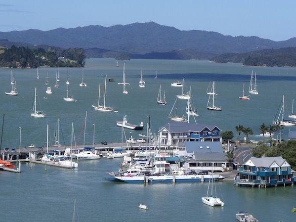 Harbour Escape - Opua Holiday Home - Views From Deck - Harbour Escape - Opua - rentals