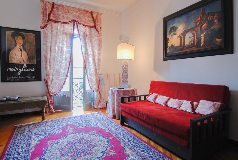 Lovely 1bdr apt in Moscova district - Image 1 - Milan - rentals