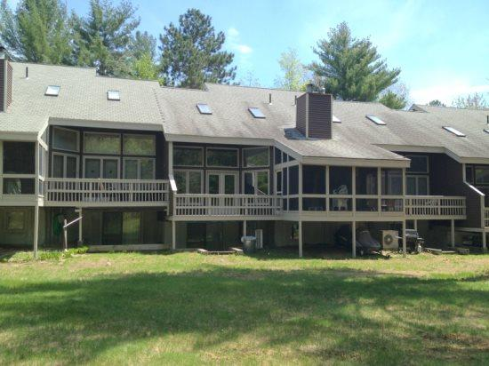 North Conway Vacation Rental with AC, 4 bedrooms and outdoor pool - Image 1 - North Conway - rentals