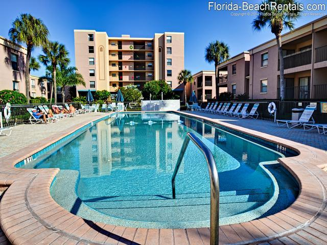 Sea Club 43 - Sea Club 43 Charming Beach Community - Indian Rocks Beach - rentals