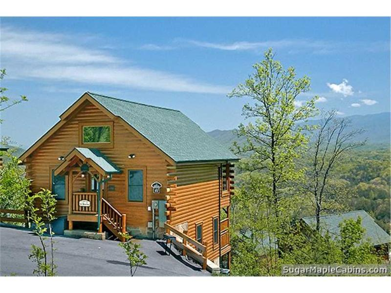 100 Mile View - Image 1 - Pigeon Forge - rentals