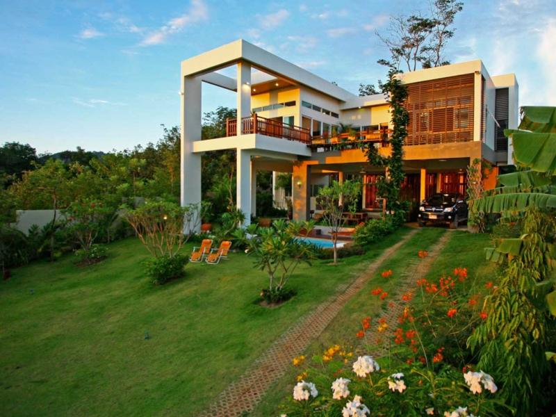 A unique property | The Levels | luxury, sea-view, villa for rent, Koh Lanta, Thailand - Award-Winning|Private|Luxury|Seaview|Pool-Villa - Ko Lanta - rentals