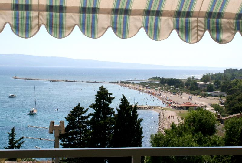 """view from balcony - Apartments """"Zore"""" - A2 (4+1) - Omis - rentals"""