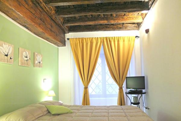 CR348 - Residenza dei Banchi Nuovi - Exclusive property dated 1520 - Image 1 - Rome - rentals
