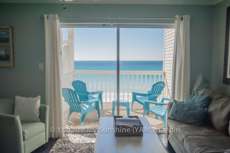Destin FL | BEACHFRONT Townhouse - YAMS - Destin - Image 1 - Destin - rentals