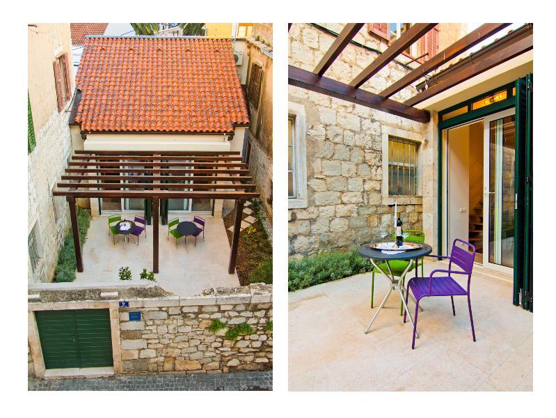 Veig Palace Twin Apartments - Image 1 - Split - rentals