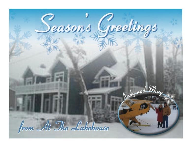 Seasons Greetings - Off Season Mid Week $80 per couple / per night - Lake Geneva - rentals