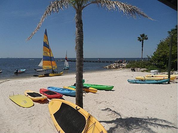 Family Friendly Private Beach - Bahia Beach Resort Little Harbor-Tampa, FL - Ruskin - rentals