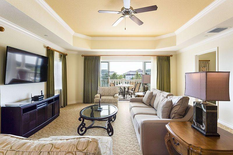 Sandy Ridge Deluxe - Reunion Resort 3 Bed 3 Bath Condo with Upgraded 60 Inch TV! - Image 1 - Reunion - rentals