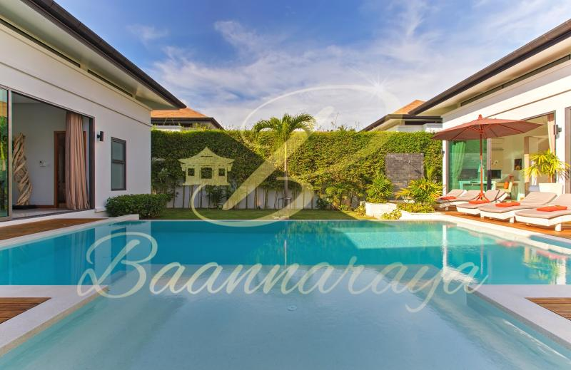 Exclusive Pool Villa Residence Near 7 Beaches - C - Image 1 - Nai Harn - rentals