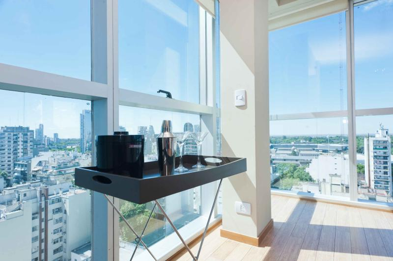 Buena Vista -Luxury Palermo high-rise with amazing River View - Image 1 - Buenos Aires - rentals